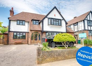 Thumbnail 5 bed detached house to rent in Brangwyn Way, Brighton, East Sussex