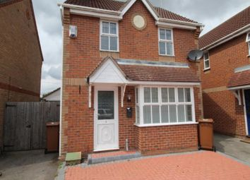 Thumbnail 3 bed detached house to rent in Holme Farm Close, Great Coates, Grimsby