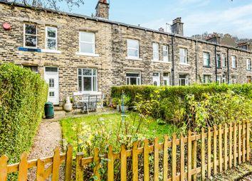 Thumbnail 4 bed terraced house for sale in Stoodley Glen, Todmorden