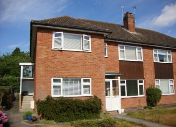 Thumbnail 2 bed maisonette to rent in Milton Close, Bentley Heath, Solihull