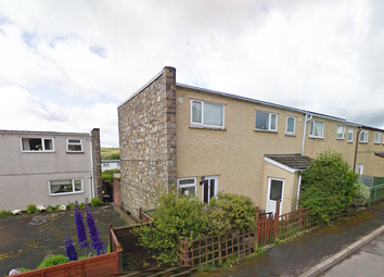 Thumbnail 3 bedroom end terrace house to rent in Heol Ganol, Brynmawr
