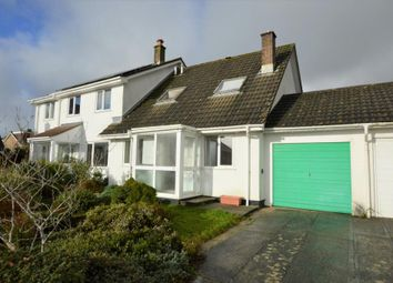 Thumbnail 3 bed terraced house for sale in Higman Close, Dobwalls, Liskeard, Cornwall