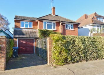 Thumbnail 4 bed detached house to rent in Carlton Road, New Malden