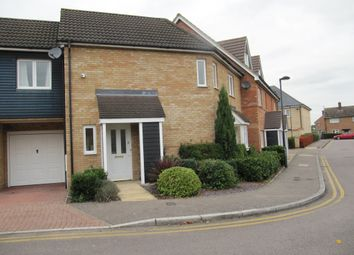 Thumbnail 3 bed terraced house to rent in Charding Crescent, Royston