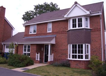Thumbnail 4 bed property to rent in The Garthlands, Stafford