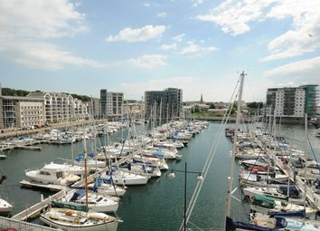 Thumbnail 2 bed flat to rent in Dolphin House, Sutton Harbour, Plymouth