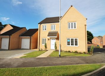 Thumbnail 4 bed detached house for sale in The Eversden, The Mallards, Willow Close, Brundall