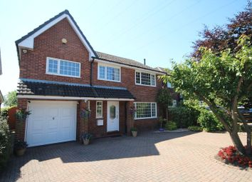 Thumbnail 4 bedroom detached house for sale in Greenvale, Bamford, Rochdale