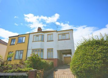 Thumbnail 4 bed semi-detached house for sale in Brachdy Lane, Rumney, Cardiff.
