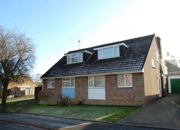 3 bed semi-detached bungalow for sale in Lynmouth Avenue, Abington Vale, Northampton NN3