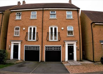 Thumbnail 4 bed semi-detached house for sale in Lyvelly Gardens, Peterborough
