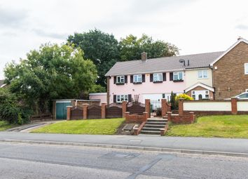 Thumbnail 3 bed semi-detached house for sale in Clay Hill Road, Basildon