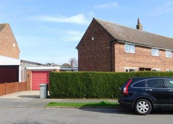 Thumbnail 3 bed semi-detached house for sale in Beresford Avenue, Skegness, Lincs