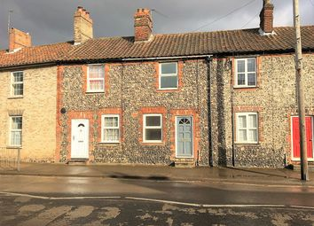 Thumbnail 2 bed terraced house to rent in London Street, Norfolk