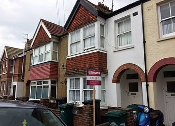 Thumbnail 2 bed flat to rent in St Leonards Avenue, Hove