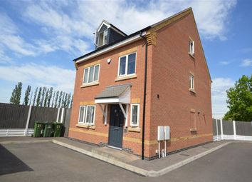 Thumbnail 5 bed detached house for sale in Cranmer Close, Blaby, Leicester
