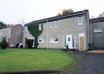 Thumbnail 2 bed terraced house for sale in Martinside, Whitehills, East Kilbride