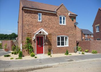 Thumbnail 3 bed detached house to rent in Cloverfield, West Allotment, Newcastle Upon Tyne