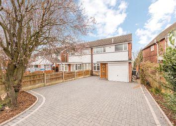 3 bed semi-detached house for sale in Bunbury Road, Northfield, Birmingham B31