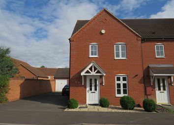 Thumbnail 3 bed end terrace house for sale in Lee Meadowe, Chase Meadow Square, Warwick