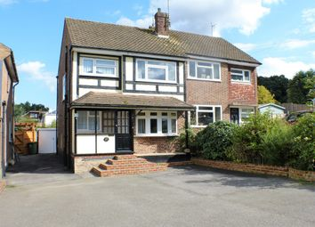 Thumbnail 3 bed semi-detached house to rent in The Courtyard, Greens Farm Lane, Billericay