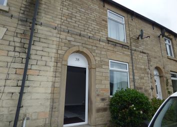 Thumbnail 2 bed terraced house to rent in Hague Bar, New Mills, High Peak