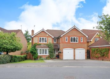 Thumbnail 5 bed detached house for sale in Dyer Road, Wokingham