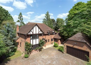 Thumbnail 5 bed detached house for sale in Stoke Court Drive, Stoke Poges, Buckinghamshire