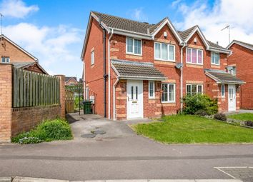 Thumbnail 3 bedroom semi-detached house for sale in Pigeon Bridge Way, Aston, Sheffield