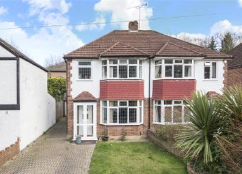 ee4493fa8d1 Thumbnail 3 bed semi-detached house for sale in Caterham Drive