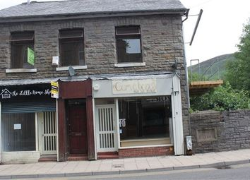 Thumbnail Commercial property to let in De Winton Street, Tonypandy, Rhondda Cynon Taff.