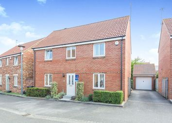 Thumbnail 4 bed detached house for sale in Wight Row, Portishead, Bristol