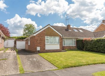 Thumbnail 3 bed semi-detached bungalow for sale in Malvern Way, Twyford, Reading