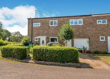 Thumbnail 4 bedroom end terrace house for sale in Norburn, Bretton, Peterborough