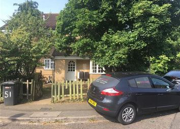 Thumbnail 2 bedroom semi-detached house to rent in Dorrington Close, Luton