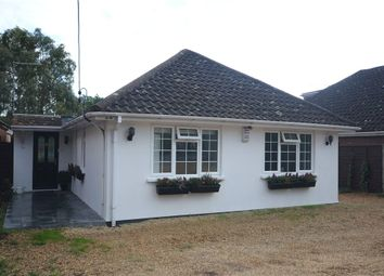 Thumbnail 3 bed bungalow for sale in Barkham Road, Wokingham, Berkshire