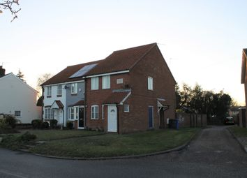 Thumbnail 1 bedroom flat for sale in Norfolk Road, Wangford, Beccles
