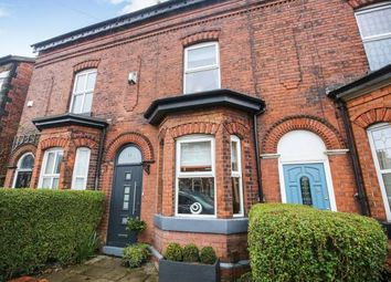 Thumbnail 3 bed terraced house for sale in Station Road, Marple, Stockport, Greater Manchester