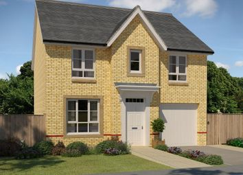 "Thumbnail 4 bed detached house for sale in ""Fernie"" at Newton Farm Road, Cambuslang, Glasgow"