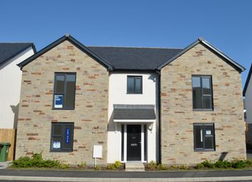 "Thumbnail 4 bed detached house for sale in ""The Bond"" at Coscombe Circus, Plymouth"