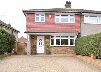 3 bed semi-detached house for sale in Main Road, Sutton At Hone, Kent DA4