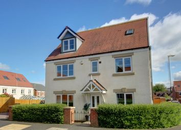 Thumbnail 5 bed detached house for sale in Barnwell View, Herrington Burn, Houghton Le Spring