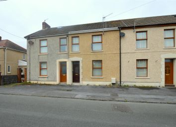 Thumbnail 2 bed terraced house for sale in Morlan Terrace, Burry Port