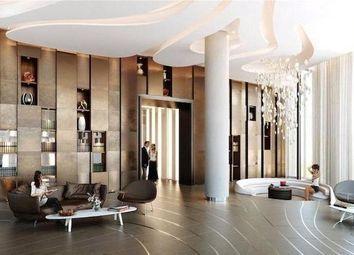 Thumbnail 1 bedroom flat to rent in New Providence Wharf, 1 Fairmount Avenue, Blackwall, Canary Wharf, London