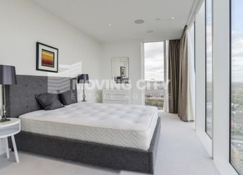Thumbnail 3 bed flat to rent in Skyline Tower, Woodberry Down