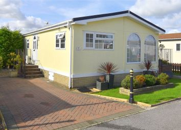 Thumbnail 2 bed bungalow for sale in Haigh Close, Broadway Park, Lancing, West Sussex