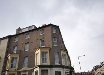 Thumbnail Studio to rent in Flat 6, 3 Mulgrave Place, Whitby