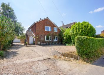 Thumbnail 5 bed detached house for sale in Froghall Lane, Walkern