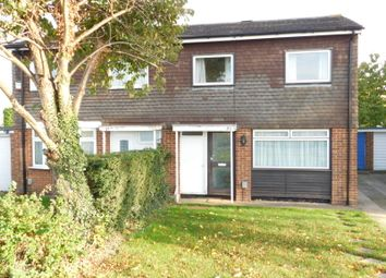 Thumbnail 3 bedroom semi-detached house for sale in Wilbury Hills Road, Letchworth Garden City, Herts