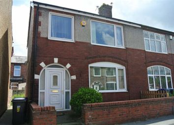 Thumbnail 3 bed end terrace house to rent in Sephton Street, Preston, Lancashire
